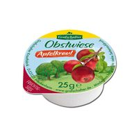 Grafschafter Apfelschmaus Portionen, Apfelkraut, 80 Stück