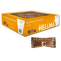 Hellma Schokolierte Espresso-Bohnen Vollmilch, 380 Stück