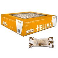 Hellma Kokos Krispy, weiße Schokolade mit Kokos 380 Stück
