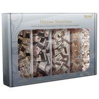 Hellma Selection, Knusperauswahl, Schokolade, 200 Stück