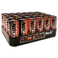 Action Energy Drink 250ml 24 Dosen
