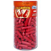 Crazy Lipsticks, Kaugummi, 200 Stück