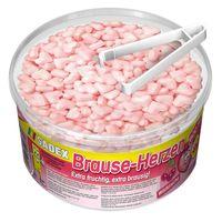 Sadex Brause-Herzen Brause-Bonbon, 600 Stück