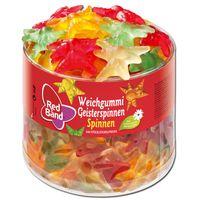 Red Band Geisterspinnen, Fruchtgummi, 100 Stück