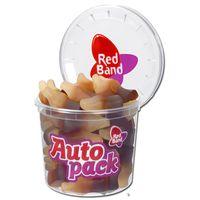 Red Band Autopack Cola Fläschchen Fruchtgummi 12 Dosen je 200g