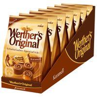 Werthers Orginal Karamell, Schokolade, Bonbon, 7 Beutel