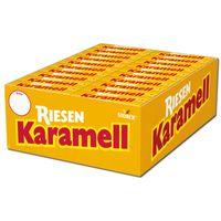 Storck Karamell Riesen Stange, Kaubonbon, 80 Packungen