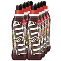 m&m's Chocolate Drink 350ml PET-Flasche Milch-Mix-Getränk 8 Stück