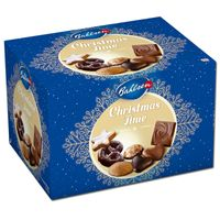 Bahlsen Christmas Time Gebäckmischung, Kekse 1250g Packung