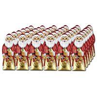 Riegelein Weihnachtsmann 25g, Schokokolade, 36 Stück