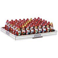 Riegelein Weihnachtsmann 12g, Schokolade, 54 Stück