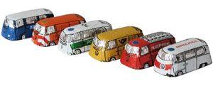 Storz Choco Bus, Busse aus Vollmilchschokolade 120 Stück