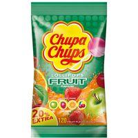Chupa Chups Fruit Nachfüllbeutel 120 Frucht-Lutscher