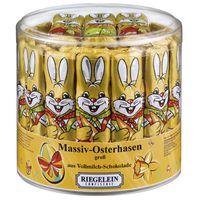 Riegelein Osterhasen massiv, Schokolade, 70 Stück