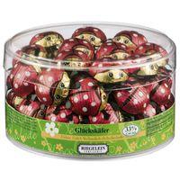 Riegelein Glückskäfer, Schokolade, 45 Stück