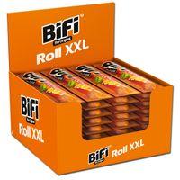 Bifi Roll XXL, Snack, Salami,Weizen-Gebäck, 24 Stück