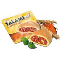 Marko Calzone, Pizza-Snack, Weizen-Gebäck, 50 Stück