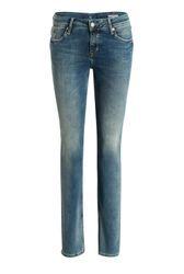 Bogner Jeans So Slim Damen Jeans, W26 -to- W33 / Used-Look / be flexible 1