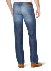 Mustang Tramper Herren Jeans (Sweat Denim) , W30 -to- W44 / STONE WASHED 3