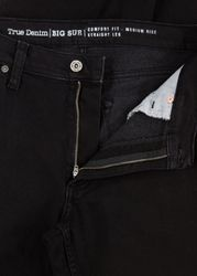 Mustang Big Sur Herren Jeans (Stretch), Size: W32 L38 / midnight black 6