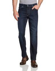 Mustang Tramper Herren Jeans (Stretch), W33 L30 / old stone used 4