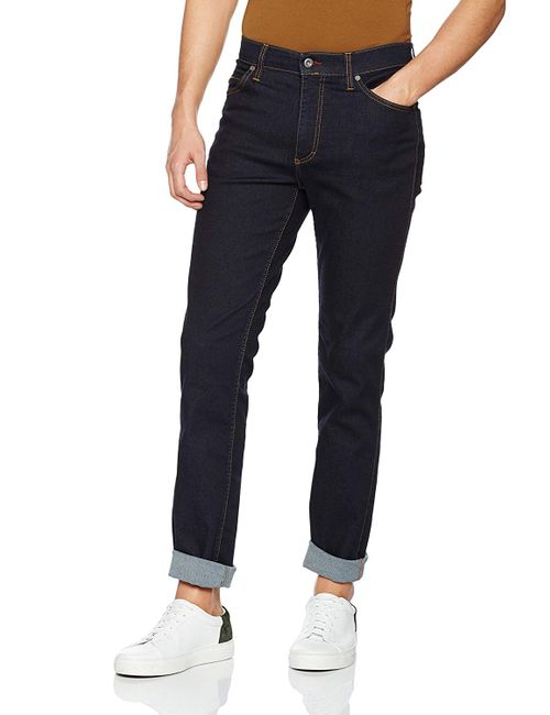 Mustang Tramper Tapered be flexible Jeans, W30 -to- W42 / rinsed washed