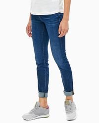 Mustang Jasmin Jeggins Damen Jeans, W25 - to - W34 / stone washed 4