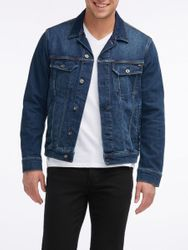 Mustang Ikonische Jeansjacke New York, Size: S,M,L,XL,2XL,3XL / stone washed 1