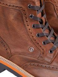 BOGNER Herren Schnür-Boots / Schuhe Cardiff 1A, Size: 40 EU -to- 45 EU/Cognac 6