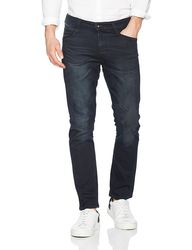 Mustang Oregon Tapered K Herren Jeans, W30 - to - W36 / *WOW* / rinsed washed 1