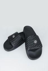 BOGNER Damen Pantoletten, Schuhe, Sandalen, Slides Belize Lady 1, schwarz 4