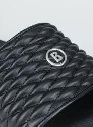 BOGNER Damen Pantoletten, Schuhe, Sandalen, Slides Belize Lady 1, schwarz 6