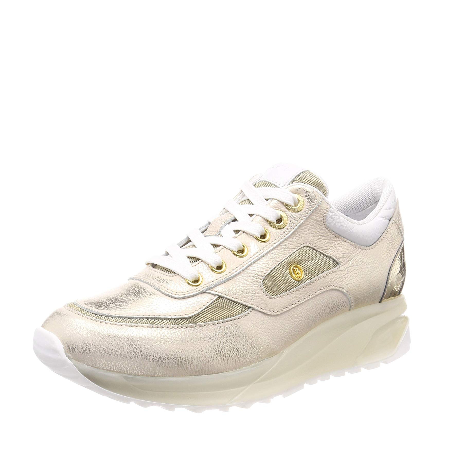 finest selection 44924 4267b BOGNER Damen Sneaker Schuhe New York Lady 10 / Platinum Leder |  Fashion-House