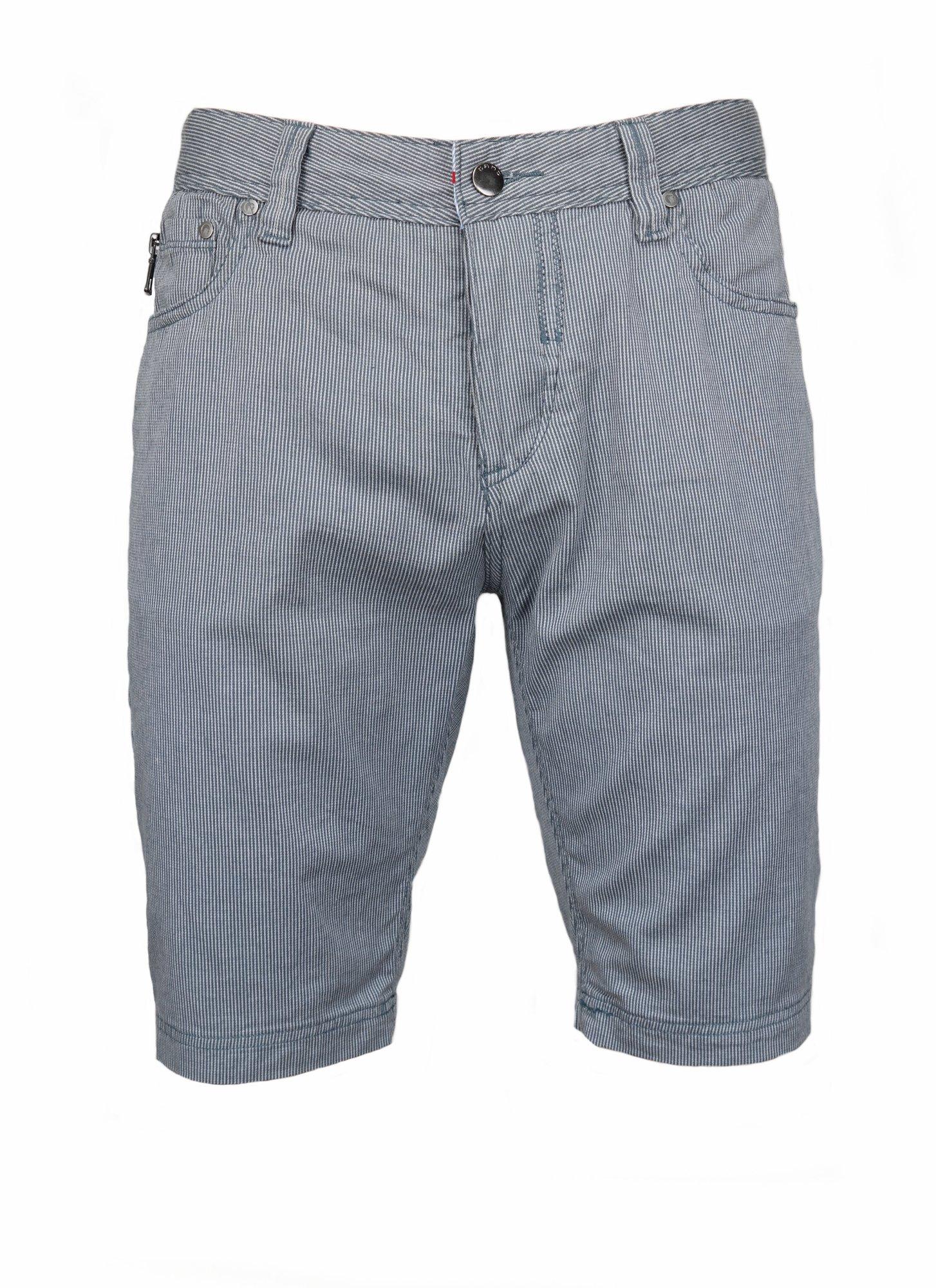 Gang JIM Herren Short / Bermuda kurze Hose / Streifen Design / Baumwolle