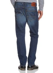 Mustang Chicago Tapered Jeans (Stretch), W29 L34 *WOW* 3156-5209-588 2