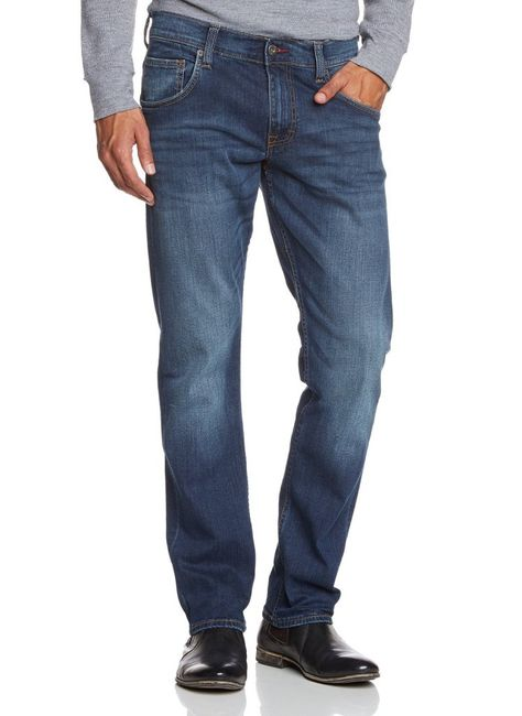 Mustang Chicago Tapered Jeans (Stretch), W29 L34 *WOW* 3156-5209-588