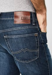 Mustang Tramper Herren Jeans (Stretch), W28 -to- W46 / old stone used 5