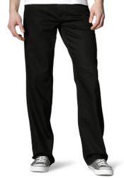 Mustang Big Sur Herren Jeans (Stretch), W32 -to- W46 / midnight black 1