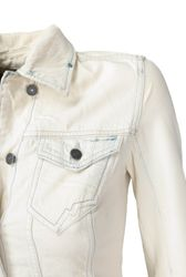 Mustang Damen Jeansjacke Used-Look, Size: XS,S,M,L,XL / super stone washed 3