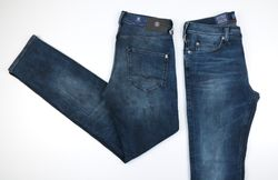 Bogner Jeans VINCE / LEO Tapered Jeans Slim, Size: W32 L34 / authentic used 9