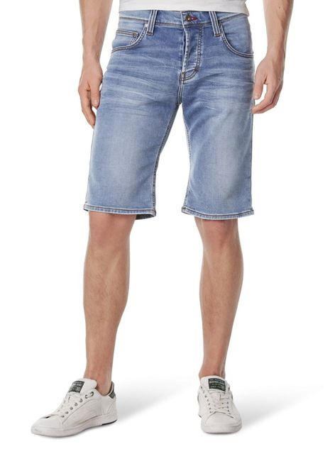 Mustang Herren Chicago Short, W30 -to- W38 / vintage washed