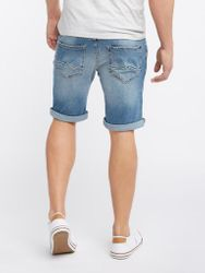 Mustang Herren Chicago Short, Size: W32 / Destroyed 2