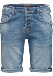 Mustang Herren Chicago Short, Size: W32 / Destroyed 4