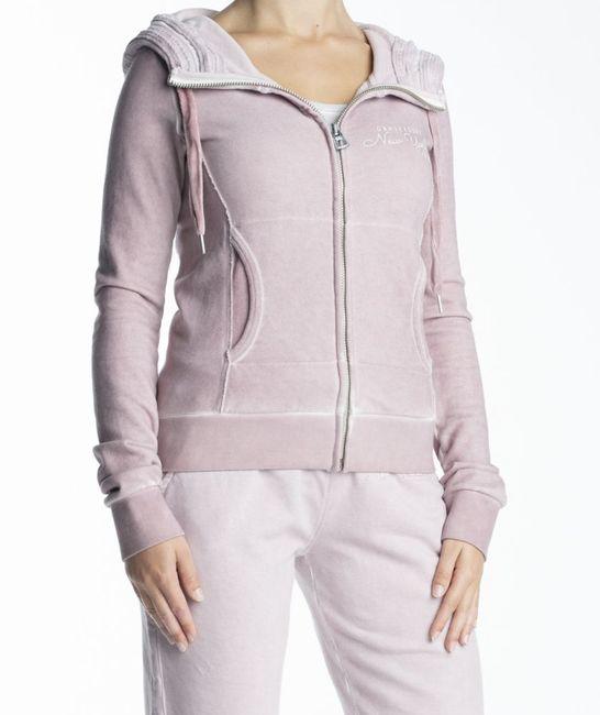 BETTER RICH  Shelby Jacket NY / Damen Sweatjacke, *NEU* / Used-Waschung