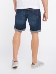 Mustang Herren Chicago Short, Size: W32 / dark scratched used 3