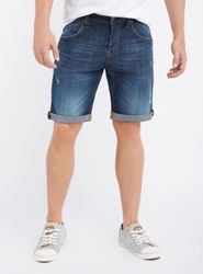 Mustang Herren Chicago Short, Size: W32 / dark scratched used 1