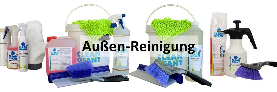 Reiniger für Wohnwagen & Wohnmobil