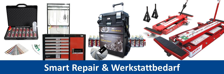 Lackierbedarf & Smart Repair