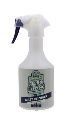 CLEANEXTREME Matt Reiniger Folie & Lack 500 ml