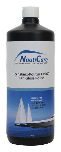 NautiCare Hochglanz-Schleif-Politur 1,05 kg (Bootspolitur, Yachtpolitur)